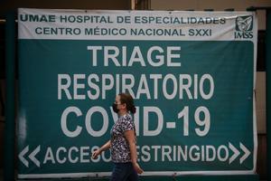 Reporta Ssa 215,113 defunciones confirmadas por COVID-19 en México