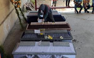 Despiden a 5 de las 7 víctimas tras balacera en Oaxaca