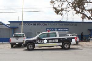 Detenidos y objetos recuperados en SP en Monclova