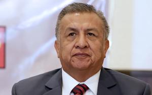 Así detuvieron al diputado Saúl Huerta, acusado de abuso sexual