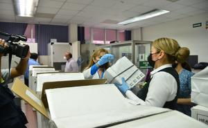 Inicia aplicación de segunda dosis de vacunas anticovid en Ahome
