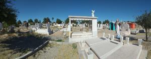 Panteones de Monclova permanecerán cerrados este 10 de Mayo