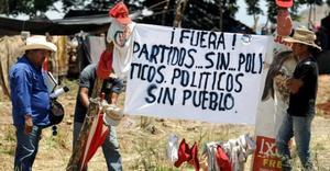 Comunidad indígena en Jalisco no permitirá elecciones