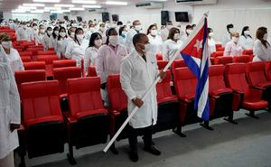 AMLO hablará con presidente de Cuba para agradecer envío de médicos