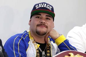 Andy Ruiz confía que la disciplina lo regrese a la cúspide del boxeo