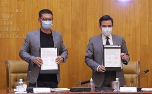 Firman convenio para regularizar clínicas en ejidos y comunidades