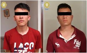Caen presuntos extorsionadores en Tláhuac