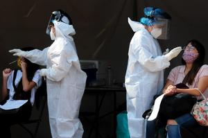 COVID-19: 215 mil 547 las defunciones por coronavirus en México