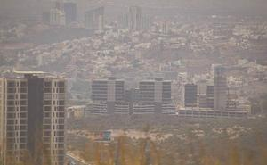 Suspenden restricciones por contaminación en el Valle de México