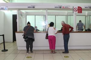 Esperan pago de AHMSA en refrendos vehiculares en Monclova