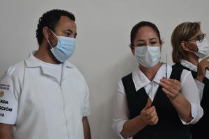 Abren registros para vacuna 50 - 59 años en San Buena