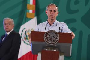 López-Gatell: Avanza Plan Nacional de Vacunación conforme a lo previsto
