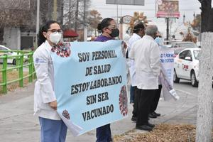 Vacunación antiCOVID-19 para el sector médico privado de la Región Centro iniciará este jueves