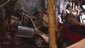 Camión se queda sin frenos y mata a 3 personas en Xochimilco