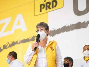 Carmen Pacheco, candidata por la GAM, denuncia agresión