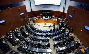 Senado aprueba sin cambios minuta de nueva Ley Orgánica de la FGR