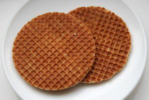 Stroopwafels, las galletas holandesas que causan adicción