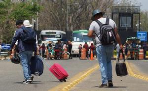 ¿Qué hacer si perdiste un vuelo por bloqueo en Aeropuerto de Oaxaca?