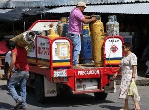 Gas LP seguirá en aumento  si no se incluye a extranjeros: Larry Rubin