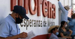 Morena nombra a Ramírez Bedolla candidato sustituto en Michoacán; deja en suspenso Guerrero
