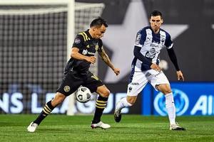 Monterrey rescata unpunto de Columbus
