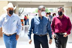 Supervisan escuelas de Coahuila para el nuevo ciclo escolar
