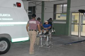 Por presuntos rencores, golpean a mujer en Monclova