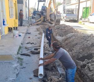 Falla servicio de agua en 2 colonias de Castaños