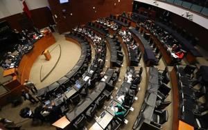 Avala Senado nueva Ley Orgánica de la FGR; pasa al Ejecutivo
