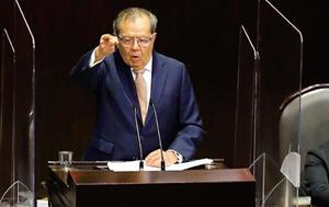 Anuncia Muñoz Ledo frente  para defender la Constitución