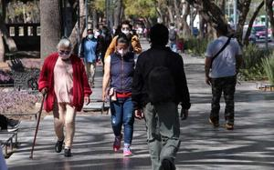 Ssa: México llega a 216 mil 447 muertos por el virus