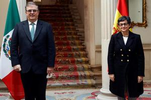España expresa a México su voluntad de ir al bicentenario de la independencia