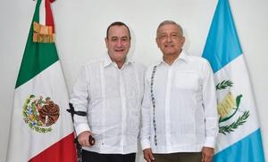 Giammattei viaja el próximo lunes a México para reunirse con López Obrador