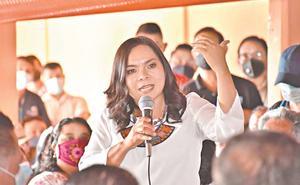 Mojica dice que la descartaron de encuesta para sustituir a Salgado