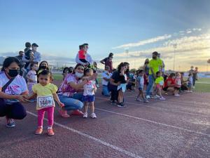 Gran festejo deportivo para los Niños