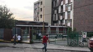 Desaparecen el área COVID-19 en la clínica siete del IMSS