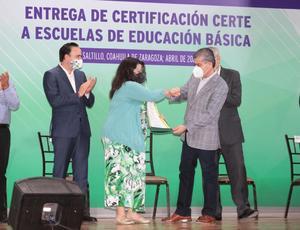 Regreso a clases en Coahuila serápaulatino: Riquelme