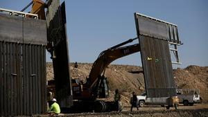 EU cancela proyectos del muro  fronterizo; usarán recursos para  reparar el daño ambiental
