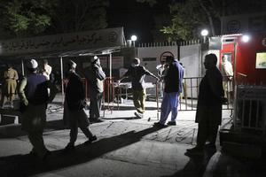 Al menos 24 muertos y 110 heridos en el atentado del viernes en Afganistán