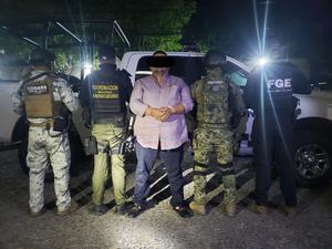 Detienen a Héctor, relacionado con desaparición de 43 normalistas