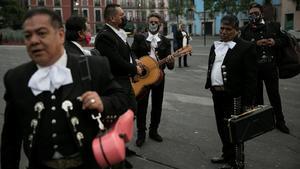 Mariachis en crisis, 400 días sin tocar