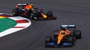 Hamilton gana el Gran Premio de Portugal; 'Checo' Pérez termina cuarto