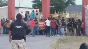 Catean y hallan despensas de candidata de Morena en Coahuila