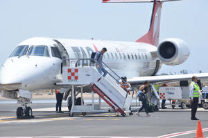 Preparan despegue de aerolínea TAR en Frontera