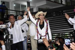 Aprueban candidatura a hija de Félix Salgado en Guerrero