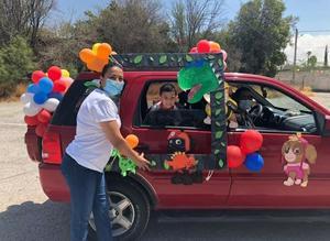 Sin permiso las caravanas  para festejar el día del niño en Monclova