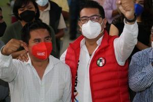 El PRI en Puebla se declara listo para contienda electoral