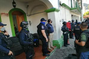 SSP-Veracruz toma el control de policía municipal de Jilotepec
