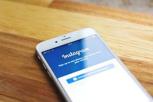 Instagram implementa 'lives' con sólo audio.