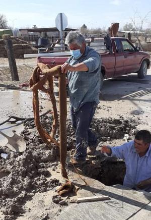 En presunta represalia, ponen a trabajar a adultos mayores en Abasolo